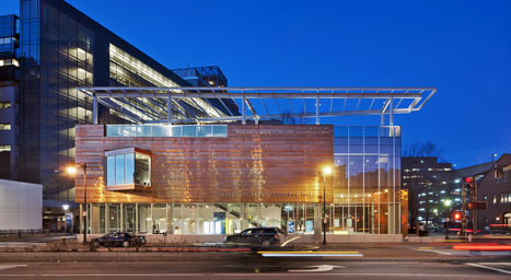 MGH museum gets design right, inside and out - The Boston Globe | Boston-area Museums | Scoop.it