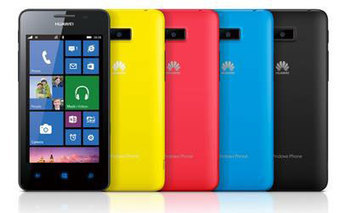 Huawei Unveils Huawei Ascend W2 Windows Phone 8 Device | Mobile IT | Scoop.it