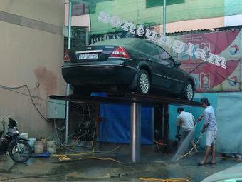 Điểm Giống - Khác Nhau Giữa Cầu Nâng Một Trụ Việt Nam Và Nhập Khẩu | Thiết Bị Rửa Xe Ô Tô | Scoop.it
