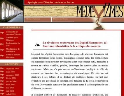 Pourquoi Médiévizmes? | Faire de l'histoire 2.0 | Scoop.it