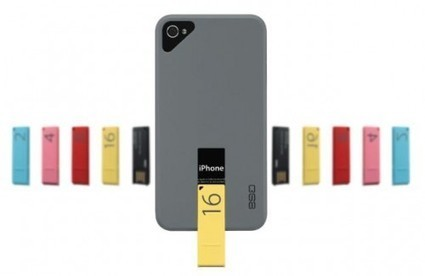 ego USB Case Adds a Flash Drive For Your Convenience | MEGATechNews | Technology and Gadgets | Scoop.it