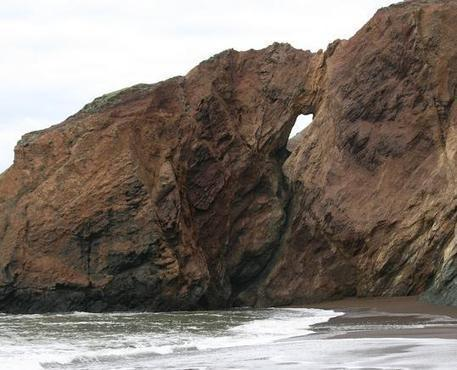 Natural Arch Collapse Captured on Camera | Conformable Contacts | Scoop.it