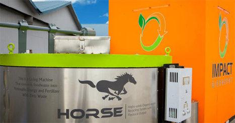 Impact Bioenergy : un transformateur d'énergie mobile dans la ville | Ambiances, Architectures, Urbanités | Scoop.it