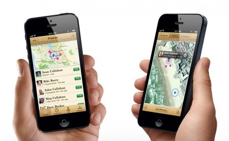 7 IPhone 5 Apps you Can't Miss - Technologeek   Mobile   Scoop.it