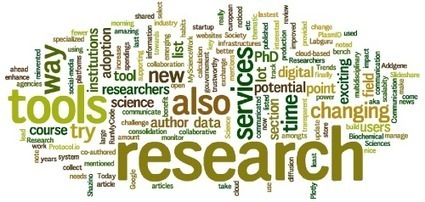 Researchers in the cloud by Thomas Crouzier | Bibliotek och bibliotekarierollen | Scoop.it