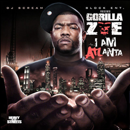 "Gorilla Zoe ""Am I losing it, am I losing it,  am I losing I'm losing my mind"" 