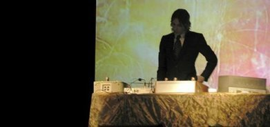 William Basinski curates Arcadia performance series in the UK starting in March 2014, finally comes clean about his wizarding ways | Music News | Tours | Tiny Mix Tapes | Music Tour | Scoop.it