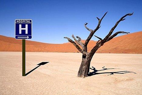 Lutte contre les déserts médicaux : Et la télémédecine ? | 8- TELEMEDECINE & TELEHEALTH by PHARMAGEEK | Scoop.it