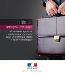Guide en intelligence économique … | SIVVA | Scoop.it