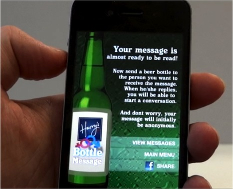 Social Shopping : comment le Harry's Bar a doublé ses ventes de bières... | E-commerce, M-commerce : digital revolution | Scoop.it