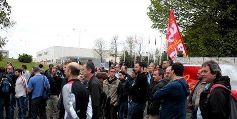 Pays basque : l'entrée de l'usine Dassault d'Anglet à nouveau filtrée | BABinfo Pays Basque | Scoop.it
