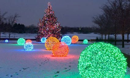 Buy Christmas Tree LED Lights & Christmas Outdoor LED | Corporate LED Signage & LED Display - Adsystemsled | Scoop.it