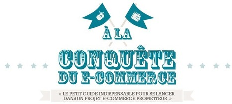 Infographie : 14 indispensables au lancement d'un site e-commerce | Infographie | Scoop.it
