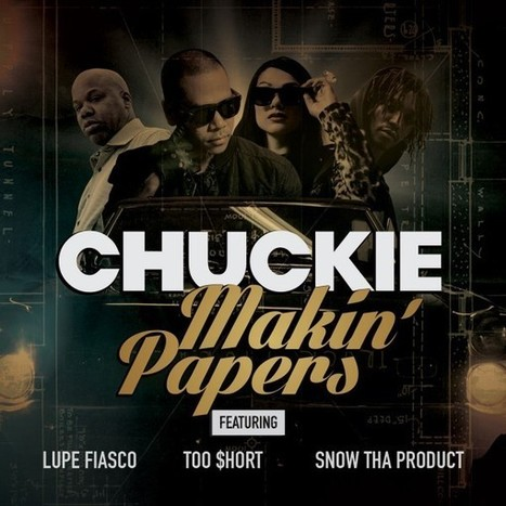 Chuckie – Makin' Papers (Official Music Video) - EDMN | ELECTRONIC DANCE MUSIC NEWS (EDMN) | Scoop.it