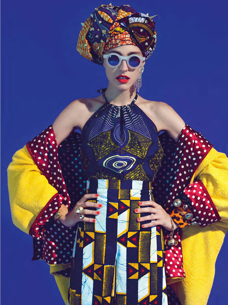 Stella Jean   Sass Brown   Eco Fashion Design   Scoop.it