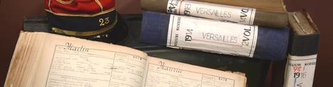 Journées de la Grande Collecte Europeana 1914-1918 - Archives des Yvelines | GenealoNet | Scoop.it