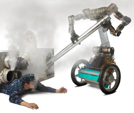 Le robot Golem Krang, l'apprenti MacGyver   Actualités robots et humanoïdes   Scoop.it