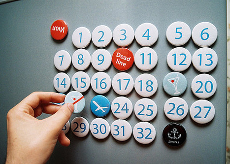 How to Create a Social Media Editorial Calendar* | Innovation and Creation | Scoop.it