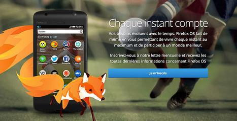 L'écosystème de Firefox OS progresse lentement mais sûrement | News | Scoop.it
