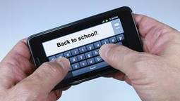 Video: Back to school? Here's 3 apps for that | Technology in Art And Education | Scoop.it