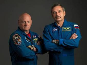 US ISS Astronaut Scott Kelly Sided with Russia on Downed Pilot | Global politics | Scoop.it