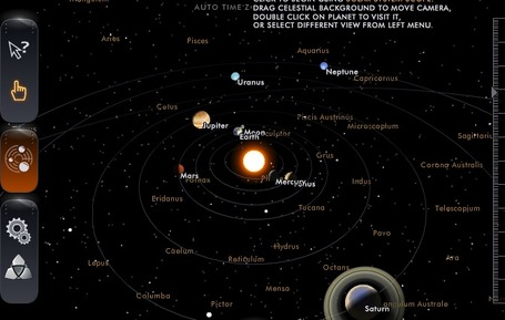 Solar System Scope | Teaching in the XXI century | Scoop.it
