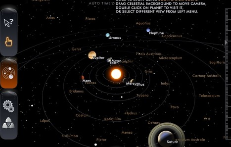 Solar System Scope | Time to Learn | Scoop.it