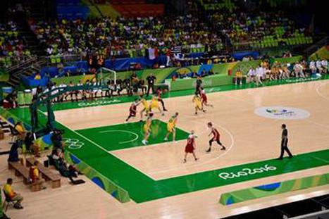GERFLOR, fournisseur officiel des sols de la Ligue nationale de basket | Les ETI de la Métropole de Lyon | Scoop.it