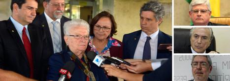 Oposição vai a Janot contra exoneração da EBC | EVS NOTÍCIAS... | Scoop.it