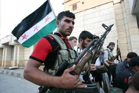 Syrian rebels consider joining forces with regime troops to fight al-Qa'ida | Public Relations | Scoop.it