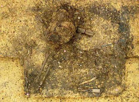 Tombe D'un Chasseur Néolithique | Aux origines | Scoop.it