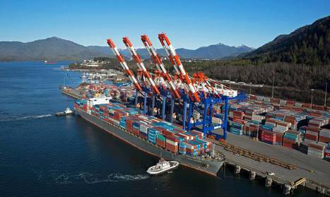 Canadian Ports Win as Ships Avoid U.S. on Labor Concern | Global Logistics Trends and News | Scoop.it
