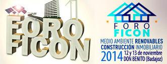 Los días 12 y 13 de noviembre tendrá lugar en Don Benito el Foro Ficon | Foro FICON | Scoop.it