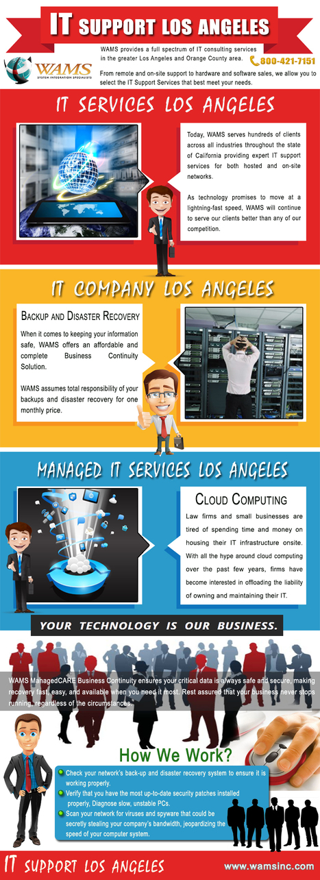 IT Support Los Angeles | IT services Los Angeles | Scoop.it
