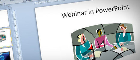 Webinar Recording and MS PowerPoint | 21st Century Literacy and Learning | Scoop.it