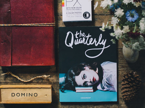 Update 2: Halfway there in 8 days! · The Quarterly Issue Two: Life and Culture | Kickstarter | Scoop.it