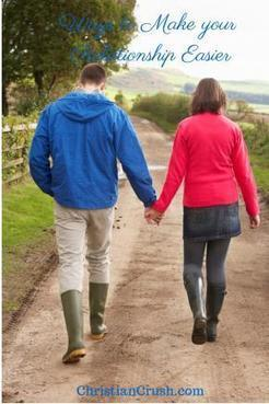 Three Ways to Make Your Relationships Easier | ChristianCrush.com | ChristianCrush.com | Scoop.it