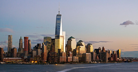 11-year timelapse shows 1 World Trade Center rise into NYC skyline | Hawaii's News @ Twitter Speed! | Scoop.it