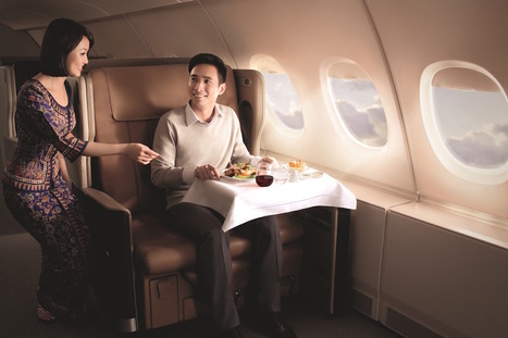 To Attract More Premium Passengers, Asian and Middle East Airlines Raise the Bar on In-Flight Meals | The Internal Consultant - Airlines & Aviation | Scoop.it