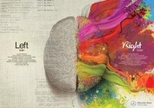 Left brain-rightbrain | Information Technology Learn IT - Teach IT | Scoop.it