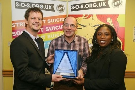 Birmingham charity scoops award for work to tackle suicide - 24dash (press release)   Health and Social care Birmingham   Scoop.it
