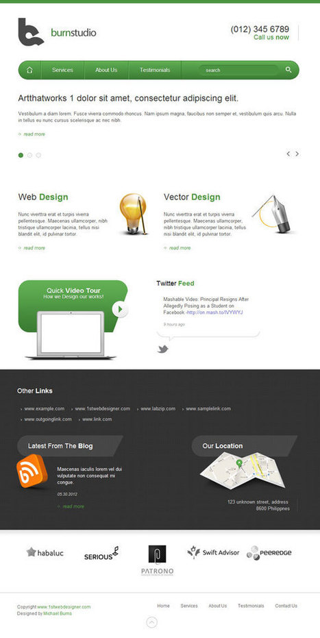 Convert a Website into a Responsive Website | Web Design | Scoop.it