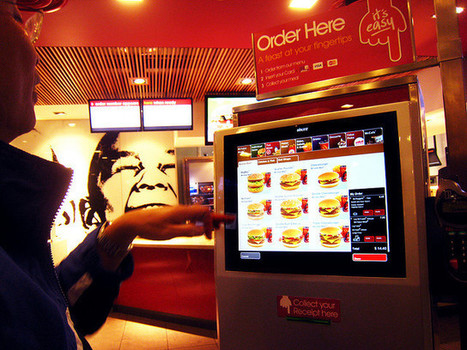 McDonald's orders 7,000 touchscreen kiosks to replace cashiers - Neowin | leapmind | Scoop.it