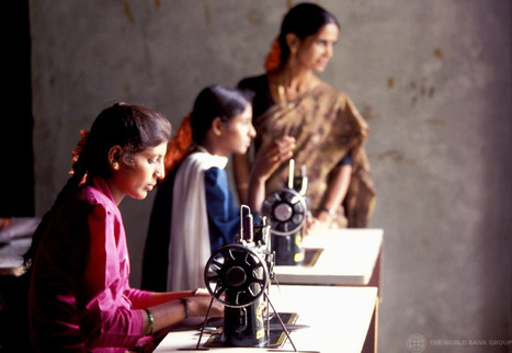 Sewing Success: How Textile Jobs Help Reduce Poverty | Building Capacity through Rethinking Development | Sustainable Futures | Scoop.it