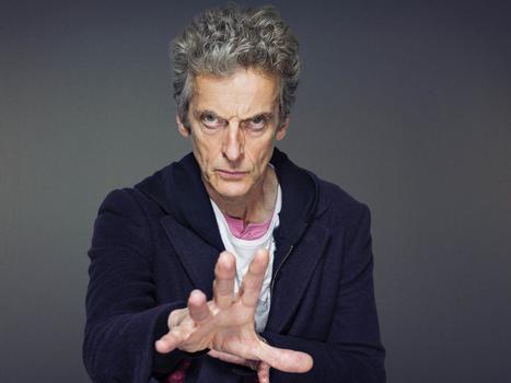 Doctor Who's Peter Capaldi won't be hanging up his coat anytime soon - The Independent   Doctor Who and life beyond that Mad Man in a box!   Scoop.it