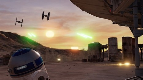 Predictable Franchising? Star #VRs -  ILMxLAB Discuss #VR Storytelling with Star Wars & Beyond | Pervasive Entertainment Times | Scoop.it