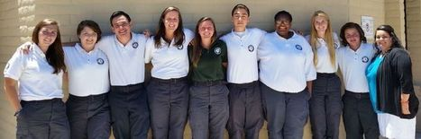 AmeriCorps crew lends a helping hand | Nogales International | CALS in the News | Scoop.it