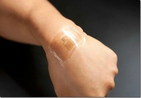 » Concept a password in the form of a tattoo on his arm Future technology | technology | Scoop.it