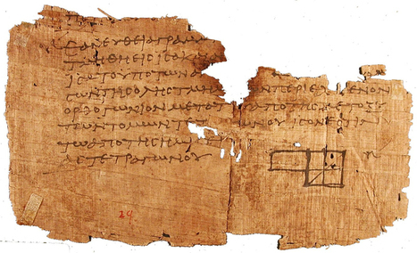 Documents from Roman Egypt give clues about childhood | Egyptology and Archaeology | Scoop.it