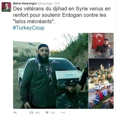 Le coup d'État en Turquie a bien réussi, par Djordje Kuzmanovic   Géopoli   Scoop.it